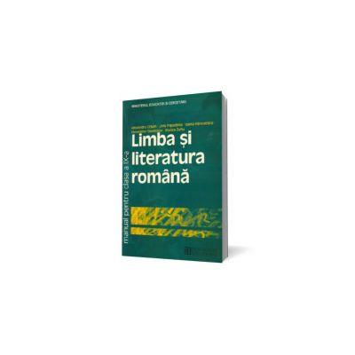 Limba şi literatura română. Manual pentru clasa a IX-a