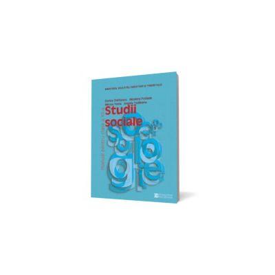 Studii sociale. Manual pentru clasa a XII -a