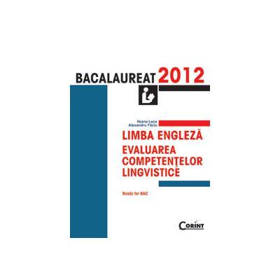 BACALAUREAT 2012 LIMBA ENGLEZA