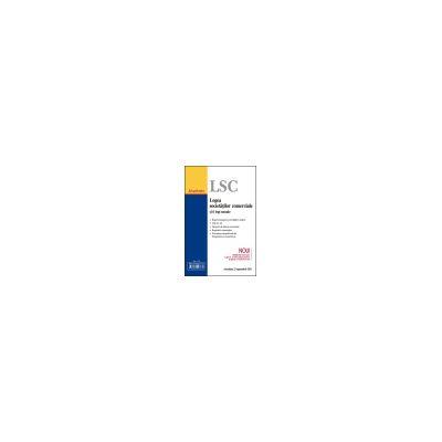 Legea societatilor comerciale si 6 legi uzuale Actualizat 23 septembrie 2011