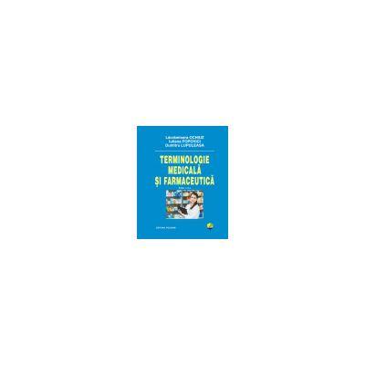 Terminologie medicala si farmaceutica, editia a II-a Editie Cartonata
