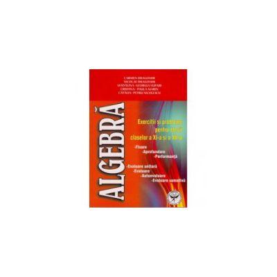 Algebra: exercitii si probleme pentru elevii claselor a XI-a si a XII-a