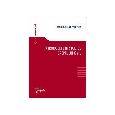Introducere in studiul dreptului civil