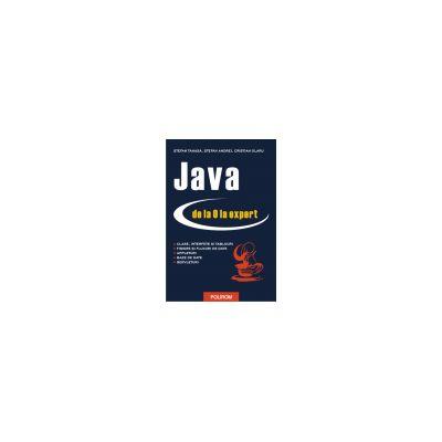 Java de la 0 la expert