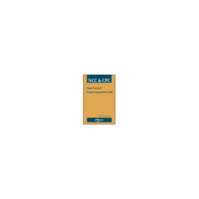 Noul Cod civil. Codul de procedura civila Actualizat 16 ianuarie 2012