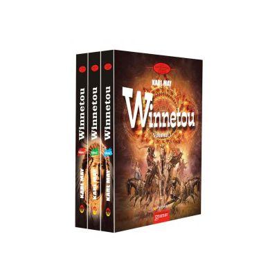Winnetou (3 volume)