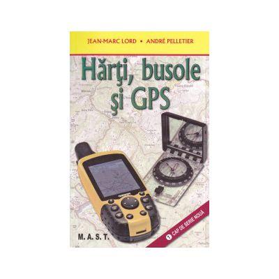 Harti, busole si GPS-uri