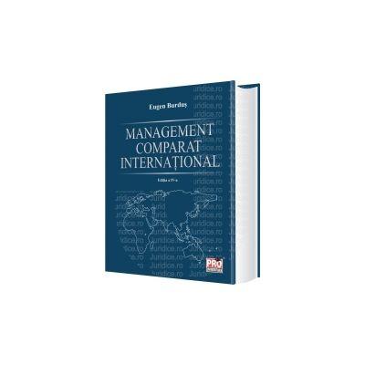 Management comparat international Editia a IV-a