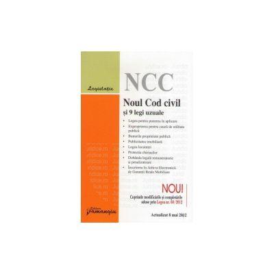 Noul Cod civil Actualizat la 20 aprilie 2012