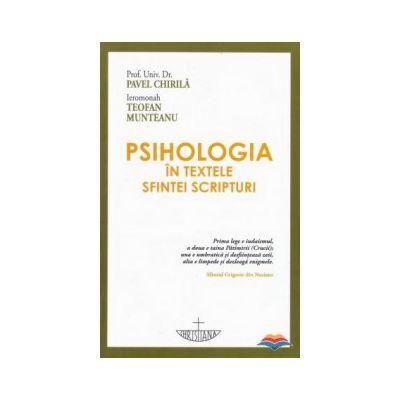 Psihologia in textele Sfintei Scripturi