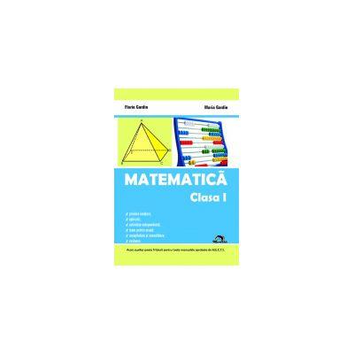 Culegere de Matematică Clasa I