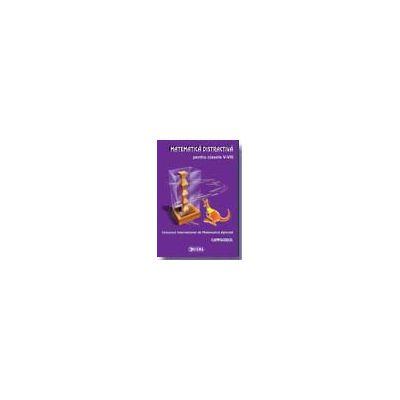 Matematica distractiva pentru clasele V-VIII, Concursul International de Matematica Aplicata Cangurul