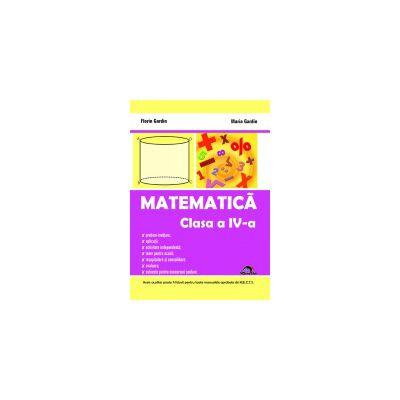 Culegere de Matematica Clasa a IV-a