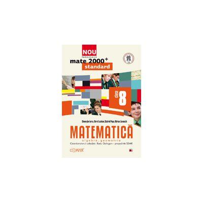 Mate 2013 Standard   MATEMATICA. ALGEBRA, GEOMETRIE. CLASA A VIII-A PARTEA I