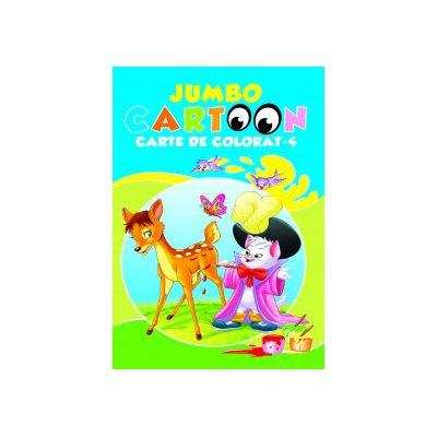 JUMBO CARTOON - CARTE DE COLORAT 4