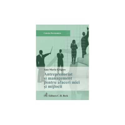 Antreprenoriat si management pentru afaceri mici si mijlocii