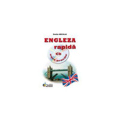 Engleza Rapida - contine CD