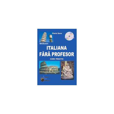 Italiana Fara Profesor Contine CD