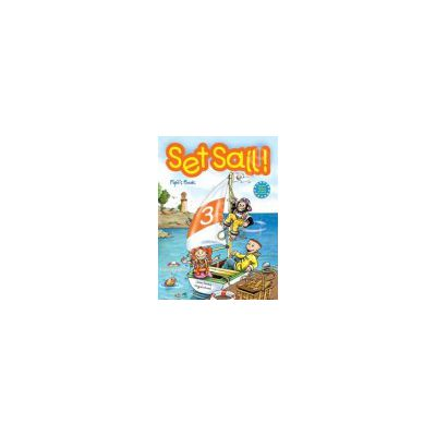 Set Sail 3  Pupil s Book - manual