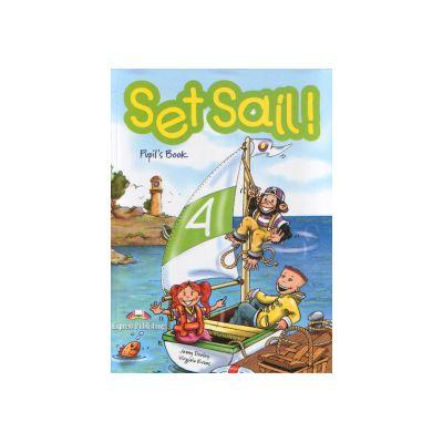 Set Sail   4  Pupil s Book - manual