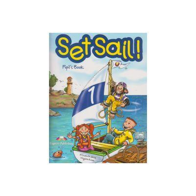 Set Sail 1 Pupil s Book -  manual