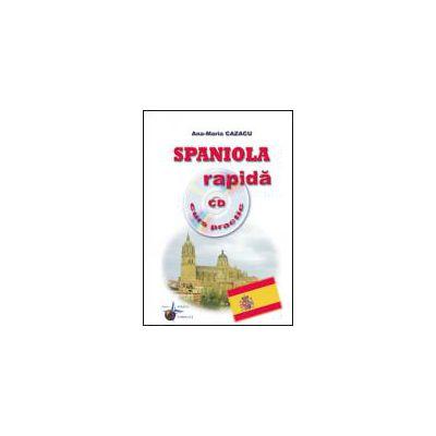 Spaniola Rapida - contine CD