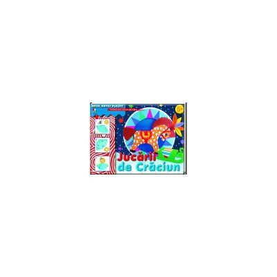 Jucării de Crăciun 5-9 ani Micul artist plastic