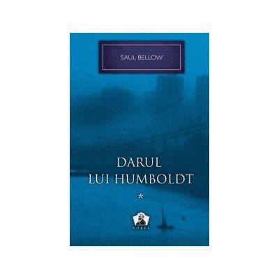 Darul lui Humboldt 1 - Colecţia Nobel