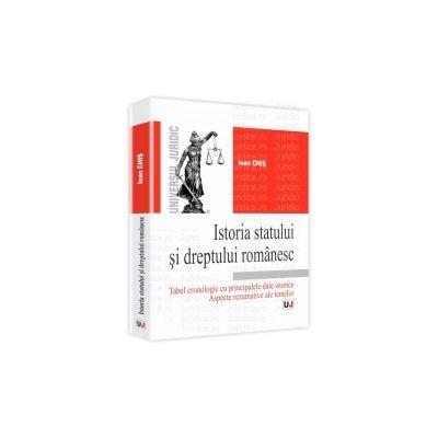 Istoria statului si dreptului romanesc Tabel cronologic cu principalele date istorice. Aspecte rezumative ale temelor