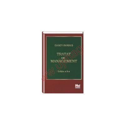 Tratat de management. Editia a 2-a