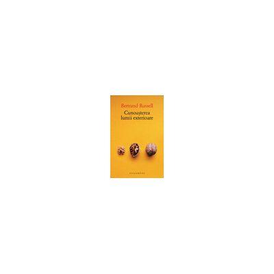 Cunoaşterea lumii exterioare ca tărâm de aplicare a metodei ştiinţifice în filozofie