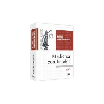 Medierea conflictelor 2013