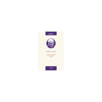 Opere V. Supravietuirile 3. Logica Editie Cartonata