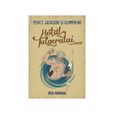 Percy Jackson şi Olimpienii. Hoţul fulgerului