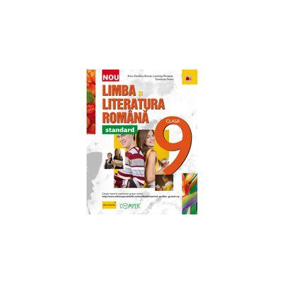 LIMBA SI LITERATURA ROMANA STANDARD 2014. CLASA A IX-A