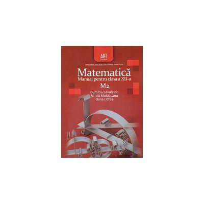 Matematica M2 - Manual clasa a XII-a