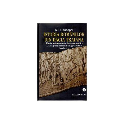 Istoria Romanilor din Dacia Traiana