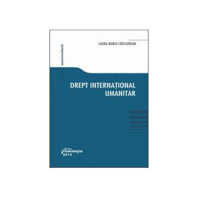 Drept international umanitar - Curs universitar