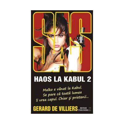 SAS 139: Haos la Kabul vol. II