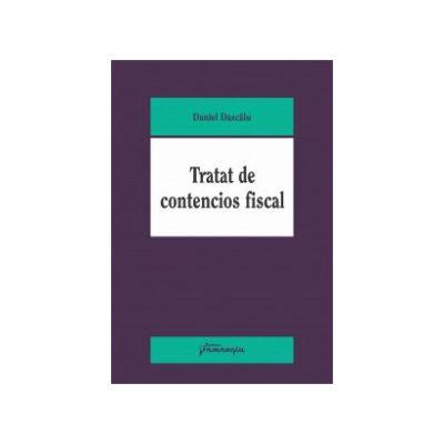 Tratat de contencios fiscal