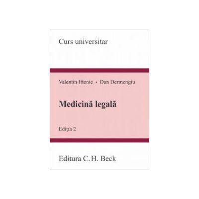Medicină legală  Editia 2