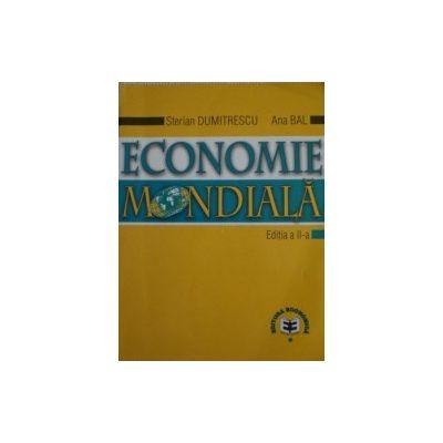 Economie mondiala, editia a II-a