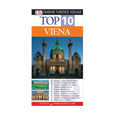 Top 10. Viena - Ghid turistic vizual  Editia a III-a