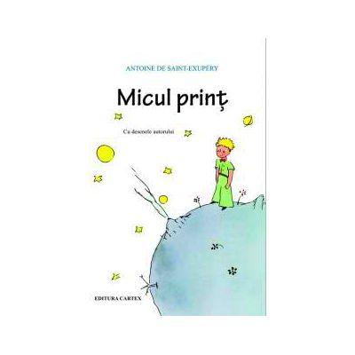 Micul Print -  Cu desenele autorului
