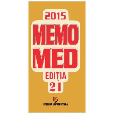 Memomed 2015 - Editia a 21 ( 2 volume)