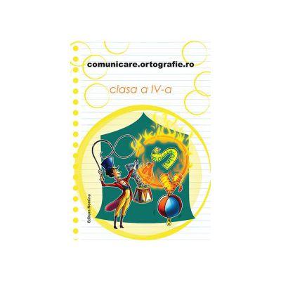 Comunicare-ortografie 2014-2015 clasa a IV-a