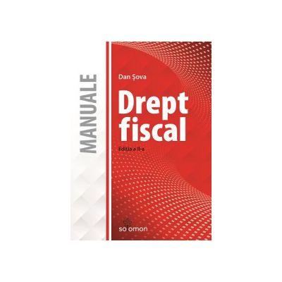 Drept fiscal. Ediția a II-a