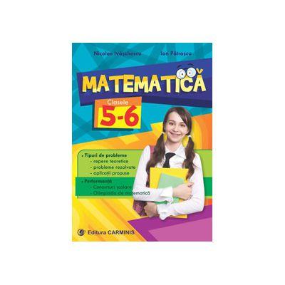 Matematică - Clasele V-VI
