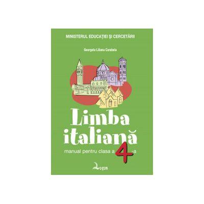 Limba italiana manual pentru clasa a IV-a