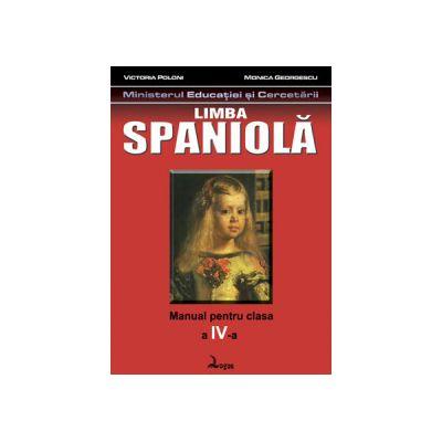 Limba spaniolă. Manual pentru clasa a IV-a